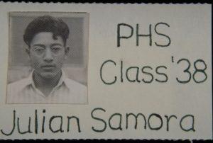 Pagosa High School Class of 1938, 50 year reunion badge