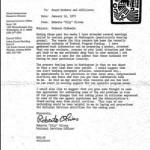 Box 94, Folders 1-14, SWCLR 1967-1981