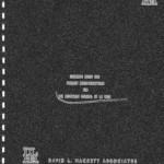 Box 94, Folder 8, SWCLR, Economic Study